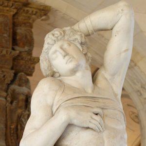 Michel-ange esclave visite guidée La Compagnie des guides