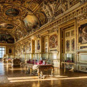 Musée du Louvre Compagnie des guides